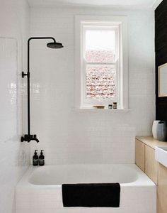 sophisticated Mini Tub Shower Combo Contemporary - Best Image ...